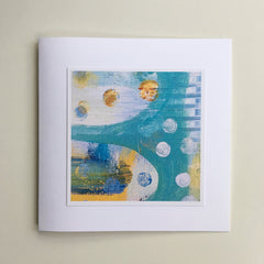 Greetings Cards - Two - Painterly