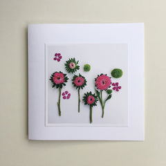 Greetings Cards - Two   - Floral
