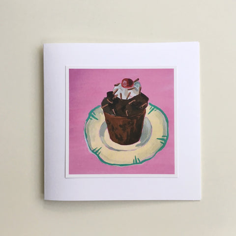 Greetings Cards - Two - Sweet Treats .