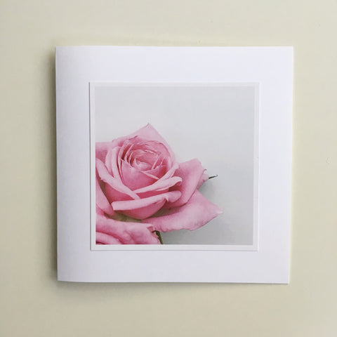 Two Greetings Cards  - Pink Roses