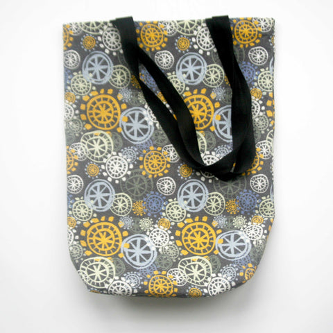Tote Bag ( Boxed ) - Yellow