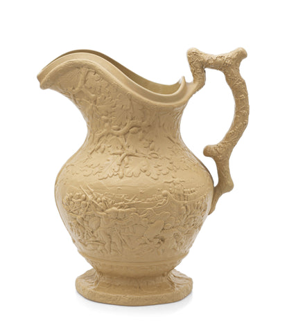 Victorian moulded jugs