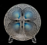 Rene Lalique Coquilles Art Deco French Opalescent Glass Bowl c1925 (Code 2152)