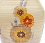 Clarice Cliff Lotus Jug in The Rhodanthe Pattern - Art Deco Period 1930's (Code 2188)
