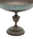 Antique 19th Century Italian Classical Bronze Grand Tour Tazza with Amphitrite (Code 2207)