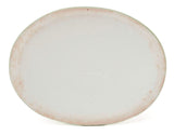 An Antique Wedgwood Green Jasper Ware Oval Plaque circa 1900 (Code 8226)