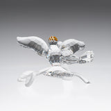 Swarovski Crystal Pair Turtle Dove Birds Figure - Box & Certificate - Retired  (Code A495 B)