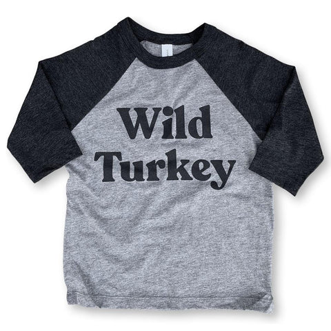 Wild Turkey Raglan