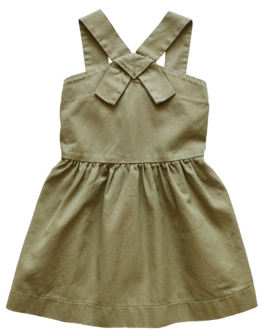Anthem of the Ants Vintage Bow Dress (8yrs)