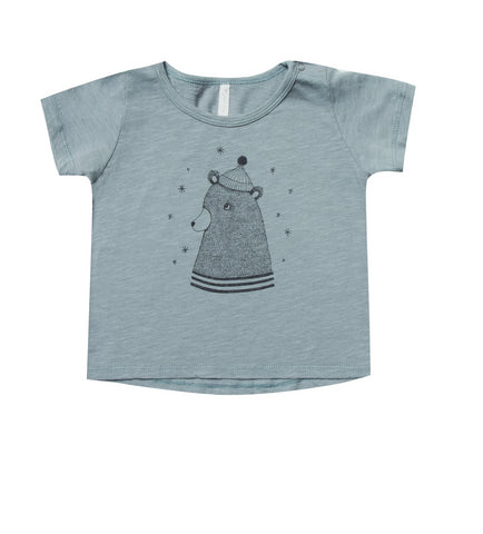 Rylee & Cru Basic Bear Tee