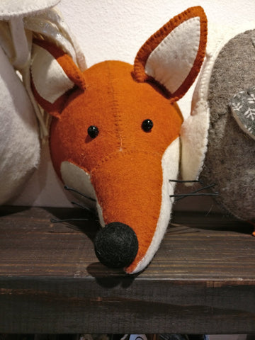 Fiona Walker Fox Head