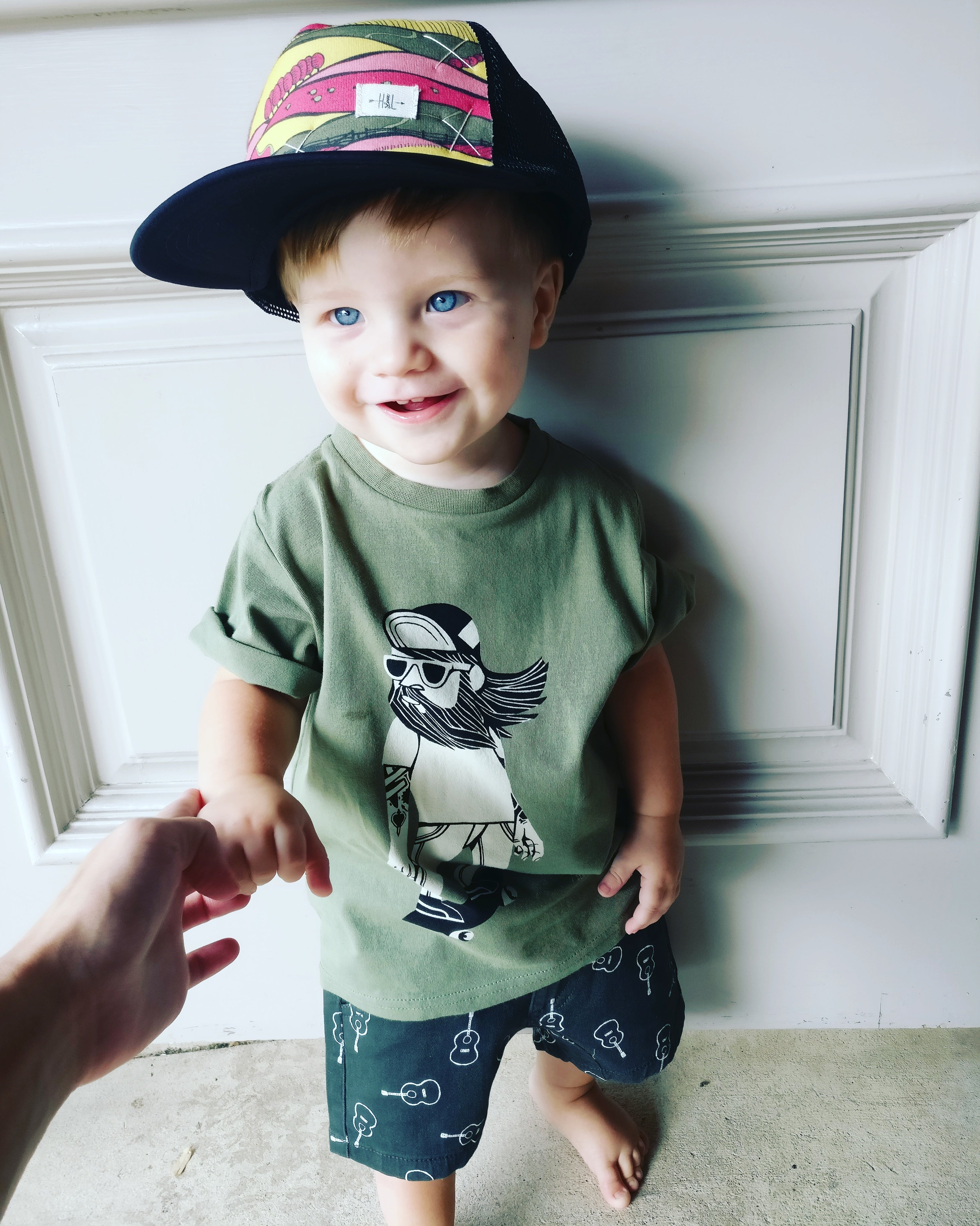 Buy Baby Hipster boys picture trends