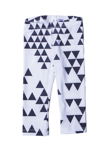 Joah Love Edie Triangle Print Leggings