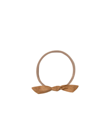 Rylee & Cru Bronze Little Knot Headband