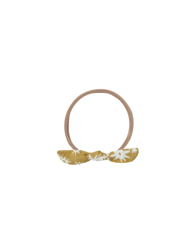 Rylee & Cru Daisy Little Knot Headband