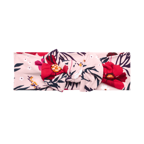 Posh Peanut Chloe Floral Infant Headwrap