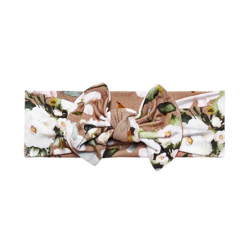 Posh Peanut Leona Floral Infant Headwrap