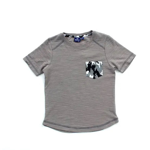 Bear Camp Armour Grey Willie Tee