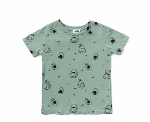 Kira Kids Avocado Tee