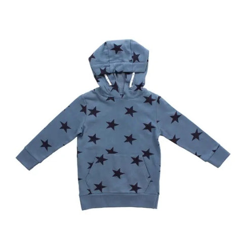 Bear Camp Blue Star Hoodie
