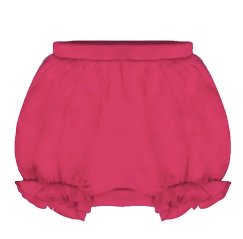 Lemon Loves Lime Cabaret Bright Pink Bloomers (6-12M)