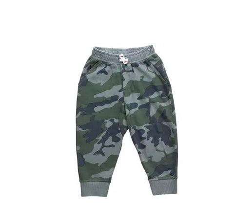 Bear Camp Camo Jogger Pants