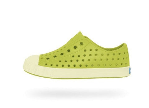 Native Jefferson Glow Chartreuse Green