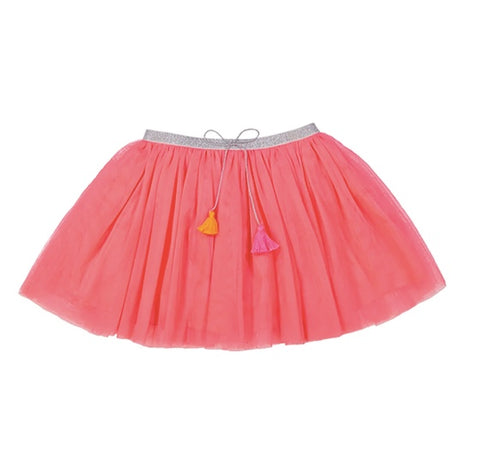 Everbloom Coral Rosemary Tutu Skirt