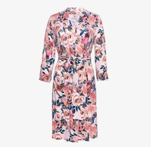 Posh Peanut Dusk Rose Women's Robe