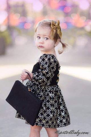 Flowermill for Hipster Baby High Fashion Glitz