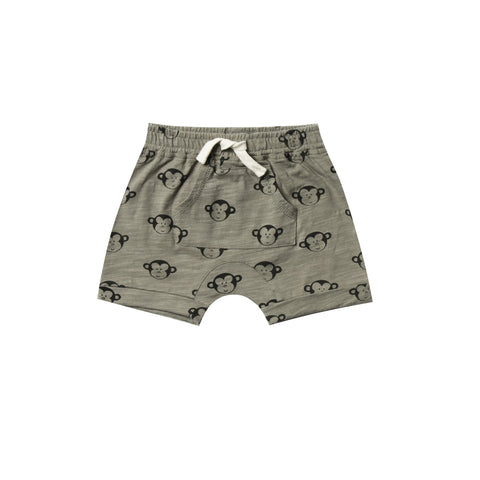 Rylee & Cru Monkey Shorts (infant & big boy sizes)