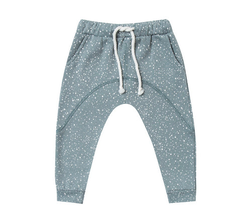Rylee & Cru Dusty Blue Snow James Pants