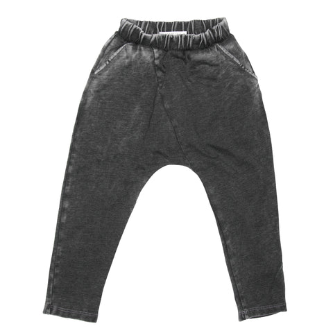 Joah Love Distressed Black Pants