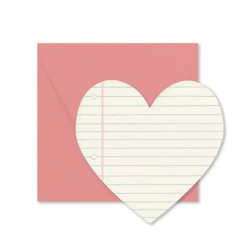 Ginger P Love Notes Pack or Individual