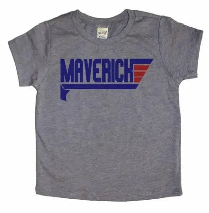 Hooligans Maverick Tee (Top Gun)
