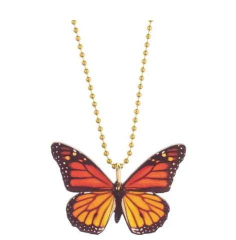 Gunner & Lux Butterfly Necklace