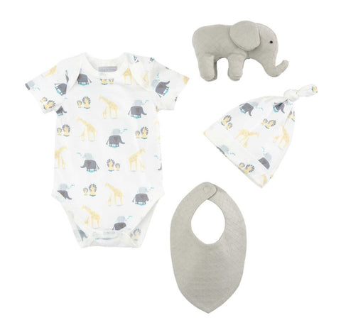 Organic Baby Gift Set (2 colors)