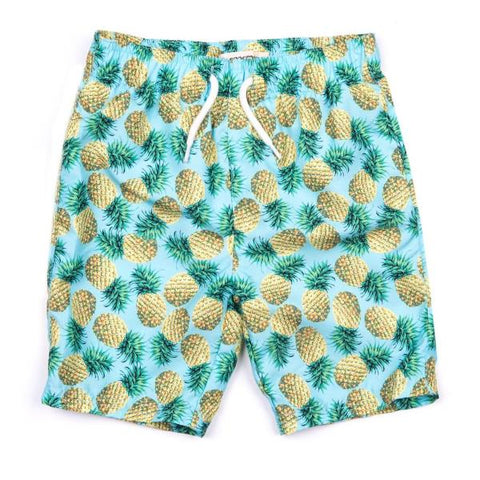 Appaman Pineapple Swim Trunks