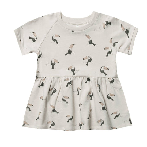 Rylee & Cru Toucan Raglan Ft Dress