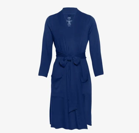 Posh Peanut Sailor Blue Women's Robe