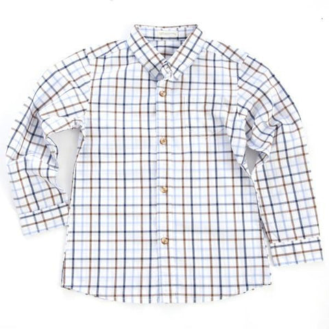 graham boys dress shirt