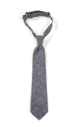Urban Sunday Grey Rochester Necktie
