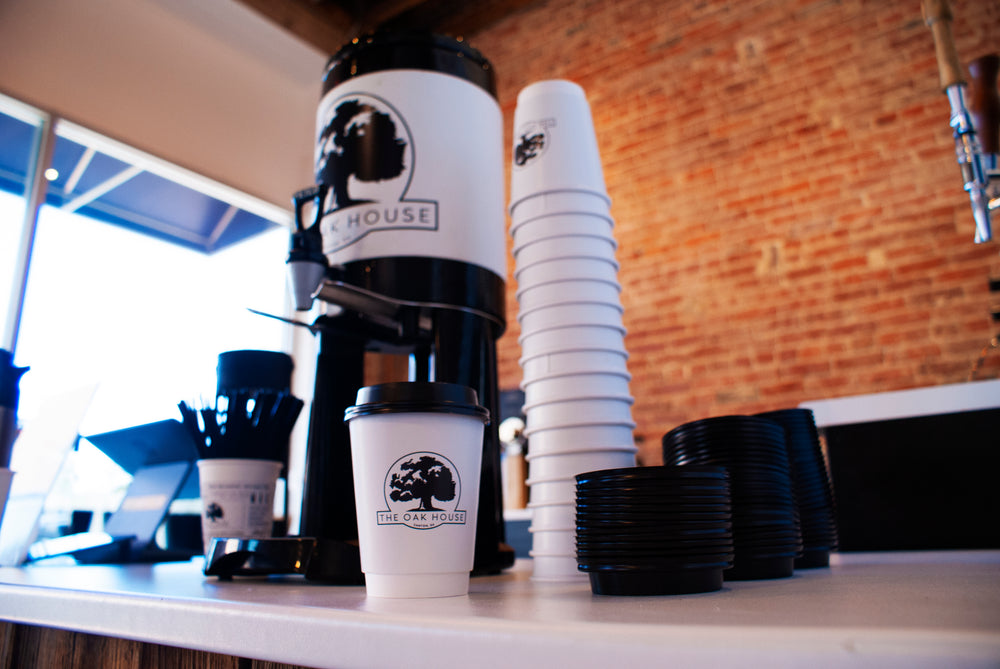 Custom Coffee Cups | Printed Cups & Sleeves – Your Brand Cafe
