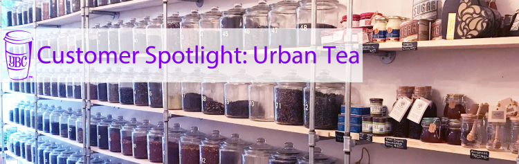 Customer spotlight: Urban Tea