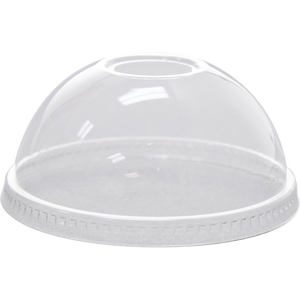 Dome Lids for 32oz PET Clear Cold Cups