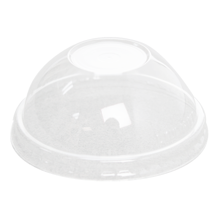 Dome Lids for 4oz Dessert/Food Containers