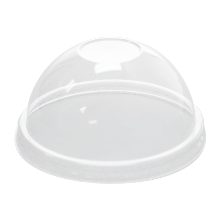 Dome Lids for 8oz Dessert/Food Containers