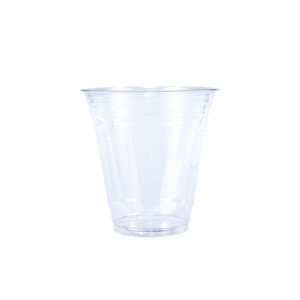 Blank 12oz Clear Plastic PET Cup