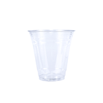 12oz Clear Plastic PET Cup