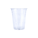 16oz Clear Plastic PET Cup